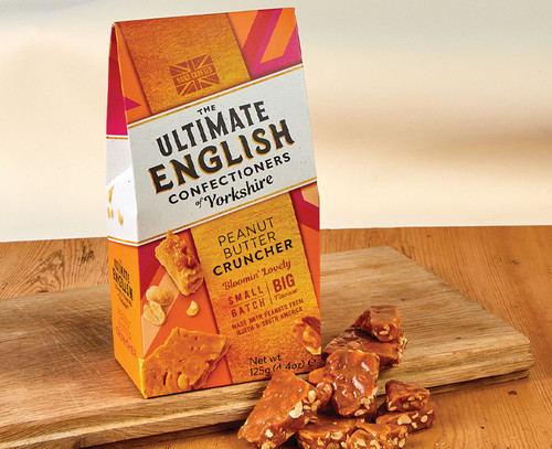 7687 Peanut Butter Cruncher from Ultimate English