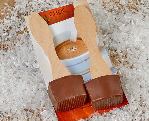 7589 Twin pack of Milk Chocolate Stirrers