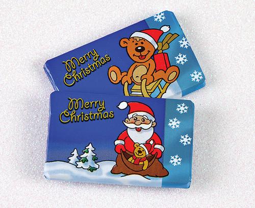 7947 Milk Chocolate Winter Fun Tablet Mini