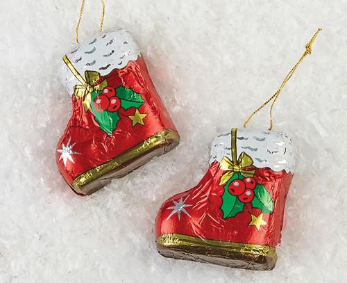 8365 Milk Chocolate Boot Hanger