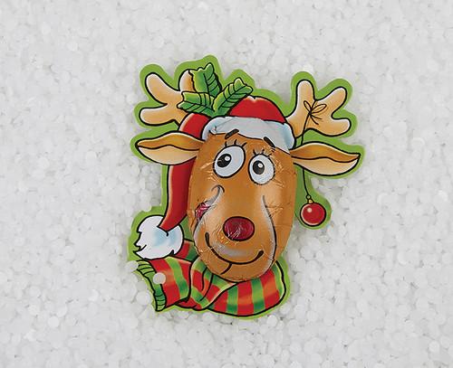 Milk Chocolate 'Ronnie' Reindeer