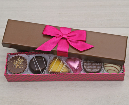8556 Luxury Assorted 6 Chocolate Collection