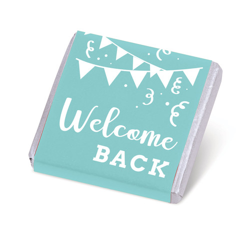 'Welcome Back' Neapolitans - Bag of 40 - 7418