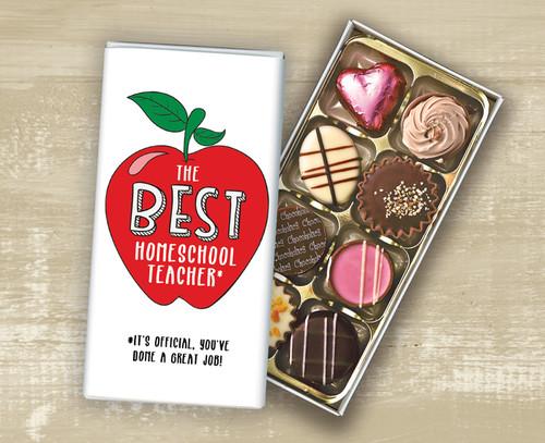 Eight Luxury Chocolate Box Best Homeschool Teacher design - 5861