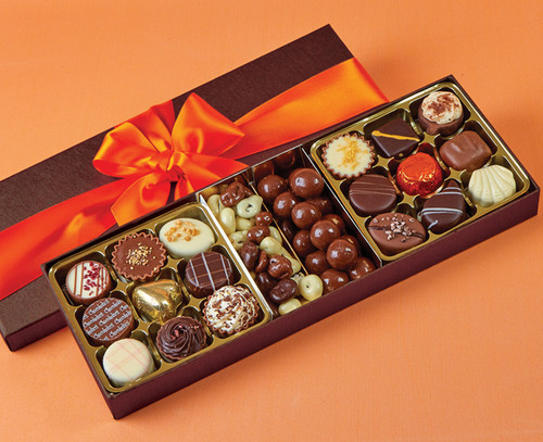 5568 Brown Taster Luxury Chocolate Selection