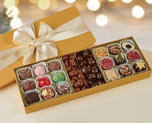 6832 Gold Taster Luxury Chocolate Selection
