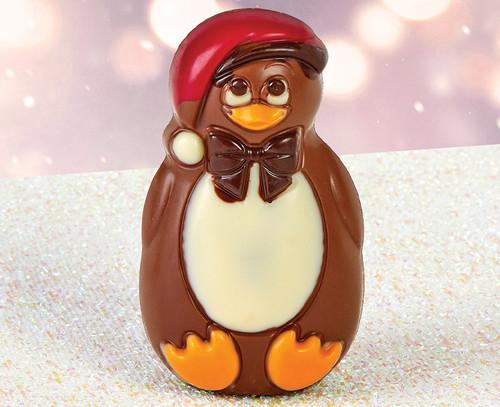 8369 Milk Chocolate Pete Penguin Figure