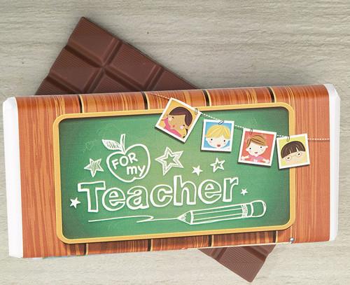 For My Teacher 50g chocolate bar 7748