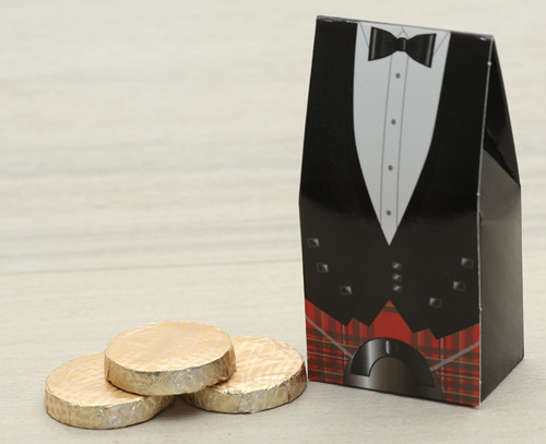 Table gifts for Burns night