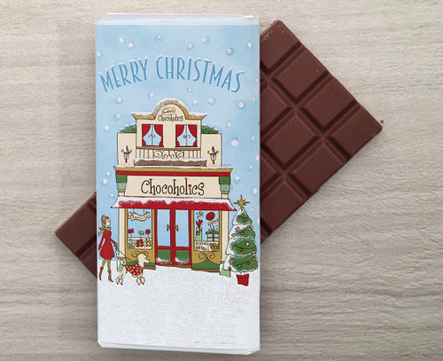7378 Chocoholics Shop Chocolate Bar