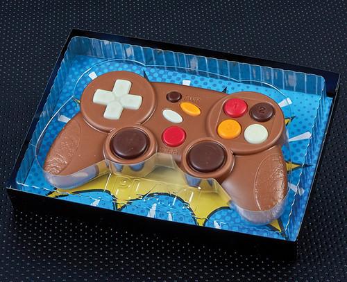 8014 Milk Chocolate Game Controller