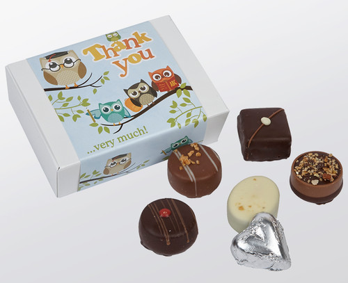 Gifts for Teacher, Luxury Chocolates