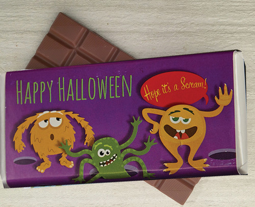 Monster Milk Chocolate 50g Bar 8235