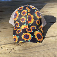Sunshine Ponytail Hat