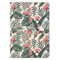 """Designer Folio Case for iPad 5/6, Air1+2 & Pro 9.7"""" - Tropical Flora"""