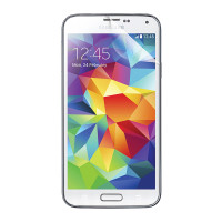 Gecko Clear Screen Protector for Samsung Galaxy S5 - 3 Pack