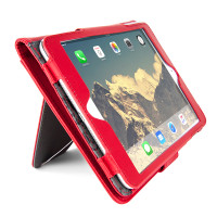 Gecko Deluxe Folio for iPad Mini 1/2/3 - Red