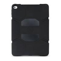 Gecko Rugged Classic Case for iPad Air 2 - Black/Black