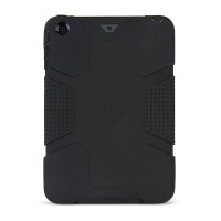 Gecko Rugged Classic Case for iPad mini 1/2/3 - Black/Black