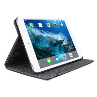 Gecko Deluxe Folio for iPad Mini 4 - Black