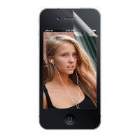 Gecko Clear Screen Protector for iPhone 4/4s - 3 Pack