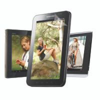Gecko Universal Clear Screen Protector for Tablets - 2 Pack