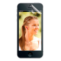 Gecko Anti-Glare Screen Guard for iPhone 5/5s/SE - 2 Pack