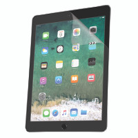 "Gecko Clear Screen Protector for iPad 5/6, Air 1+2 & Pro 9.7"" - 2 Pack"