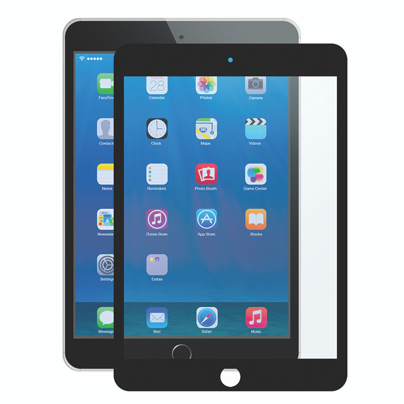 Gecko Bubble-Free Screen Protector for iPad 5/6, Air 1+2 & Pro 9 7