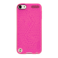 Gecko Glow Case for iPod touch 5th Gen - Pink