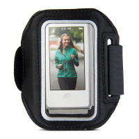 Gecko Active Sports Armband for iPod nano 7th Gen - Black