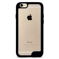 Gecko Vision Case for iPhone 6/6s - Black Trim