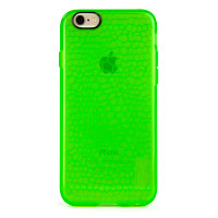 Gecko Glow Case for iPhone 6/6s - Green