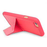 Gecko Origami Case for iPhone 6/6s - Coral