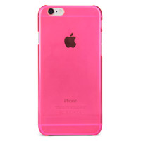 Gecko Tinted Profile Case For iPhone 6/6s - Pink