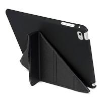 Gecko Origami Case for iPad Mini 4 - Charcoal