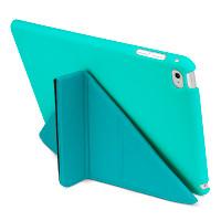 Gecko Origami Case for iPad Mini 4 - Seafoam