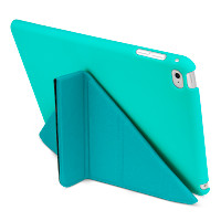 Gecko Origami Case for iPad Mini 4 - Seafoam