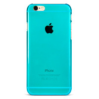 Gecko Tinted Profile Case For iPhone 6/6s - Blue