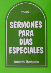 Sermones para días especiales Tomo I