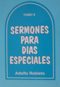 Sermones para días especiales Tomo II