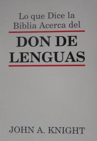 Lo que dice la Biblia acerca del don de lenguas