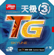 DHS NEO Skyline TG 3 (Control + Speed), Orange Sponge