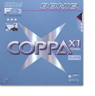 DONIC Coppa X1 Turbo (Platin)