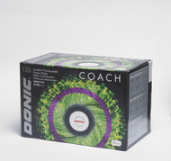 DONIC Coach (120 Training Table Tennis Balls) - Orange