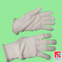 Dermos™ Knitted Anti-Bacterial/Viscose Glove (FKV13/AB2/KW)