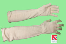 Lightweight Knitted Nomex® Anti-Flash Gauntlet 50cm (FKNX13/50)