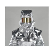 Aluminised Hood with Visor AH/111