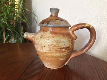 Studio Pottery Teapot, Vintage