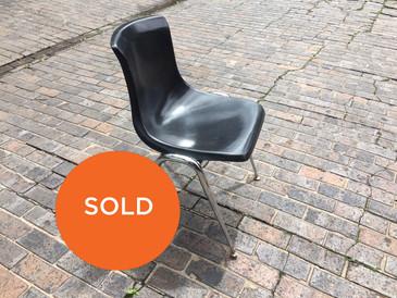 Vintage Brunswick Chair (Black)